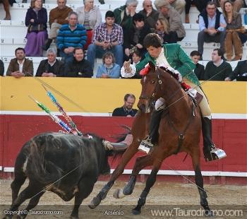 Manuel Lupi Suspende Temporada de 2012