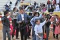 Imagens da festa do 1º aniversário da Escola de Toureio e Tauromaquia da Moita.