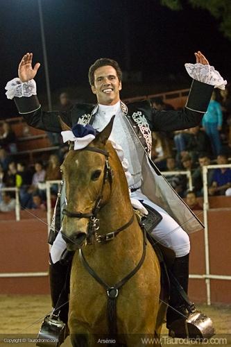 Marcos Bastinhas triunfa no Pinhal Novo