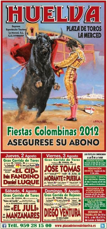 Venda de Abonos de Huelva até dia 20 de Julho