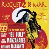 Feira em honra de Santa Ana em Roquetas de Mar