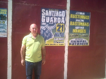 Empresários de Santiago da Guarda falam-nos sobre a sua 1ª Grande Corrida