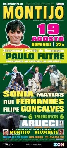 Montijo - Homenagem a Paulo Futre