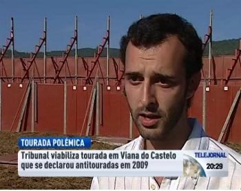 RTP Não Larga a Construção da Desmontável em Viana do Castelo