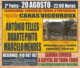 Peso dos Canas Vigouroux para hoje em Samora Correia