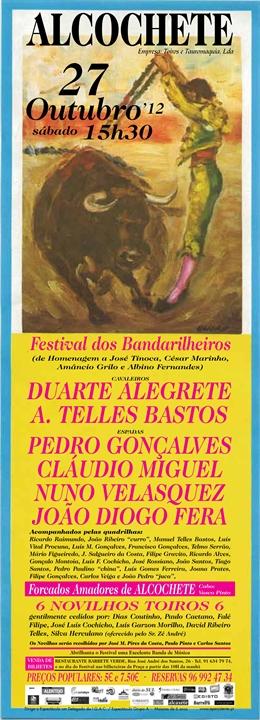 Alcochete - Festival dos Bandarilheiros