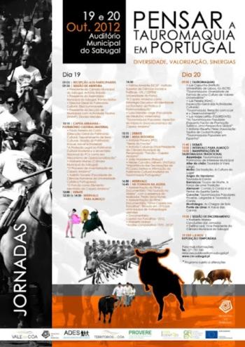 Pensar a Tauromaquia em Portugal: Diversidade, Valorização, Sinergias
