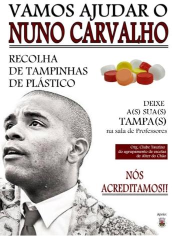 Nova Iniciativa por Nuno Carvalho em Alter do Chão