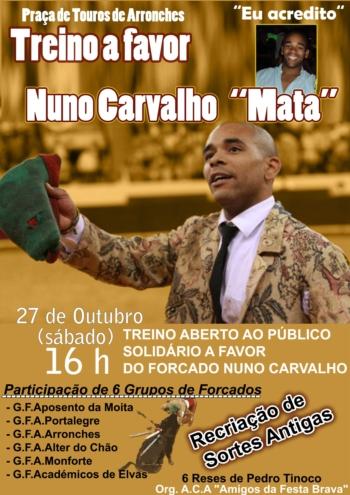 Sábado em Arronches por Nuno Carvalho