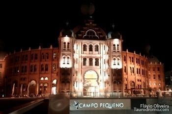 Campo Pequeno apresenta temporada 2013