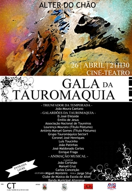Gala da Tauromaquia - Alter do Chão