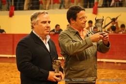 Ganadarias Veiga Teixeira e Passanha vencem troféus em Évora