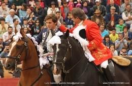 Filipe Gonçalves triunfa em tarde de Alternativa de Mateus Prieto