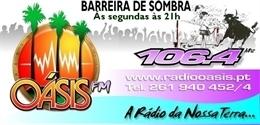 Barreira de Sombra - Oásis FM