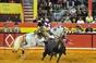 Imagens da corrida de toiros  da Nazaré