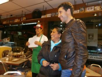 Popularidade de Pedrito de Portugal no Peru