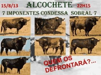 Os Condessa Sobral para amanhã em Alcochete
