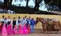 Tenta da Escola da Moita na Ganadaria Lampreia