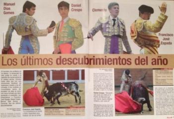 Manuel Dias Gomes em destaque na Revista Aplausos