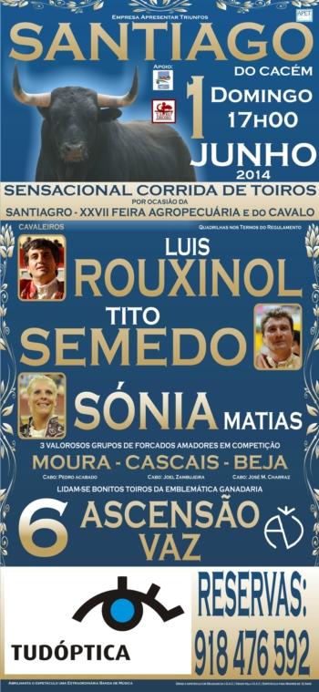Santiago do Cacém - 1 de Junho