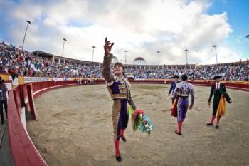 Juan Leal sobressai na tarde da corrida a pé das Sanjoaninas