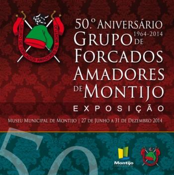 Exposição - Grupo de Forcados Amadores de Montijo - 50 ANOS