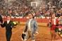 Reportagem fotográfica da corrida dos 30 anos de alternativa de Rui Salvador, em Tomar