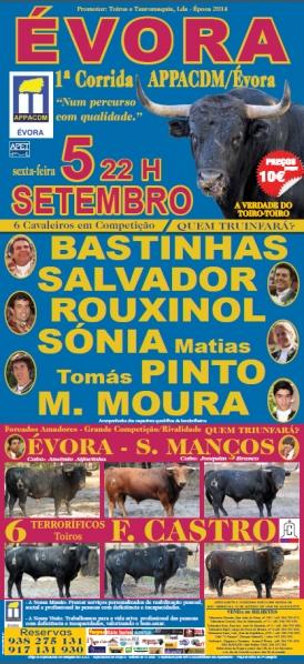 5 de Setembro em Évora
