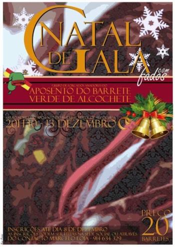 Gala de Natal dos Amadores do Aposento do Barrete Verde de Alcochete