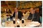 As imagens do jantar/ colóquio