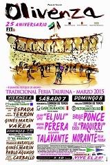Olivença recebe mini-feira taurina com quatro cartéis
