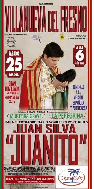 O cartaz da Encerrona de João Silva