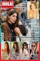 Revista !HOLA! dedica oito páginas à Tauromaquia