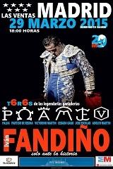 Iván Fandiño lidará seis toiros em Madrid