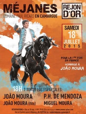 Cartaz da edição 2015 de Rejon D'Or