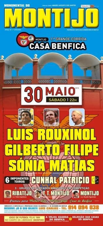 1ª Grande Corrida da Casa do Benfica do Montijo