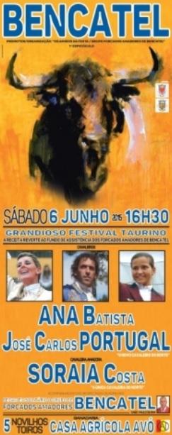 Festival Taurino em Bencatel