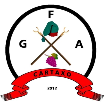 G.F.A do Cartaxo treinam na ganadaria Casa da Avó