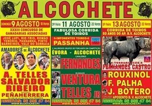 Feira do Toiro-Toiro: 2ª Grande corrida de toiros em Alcochete