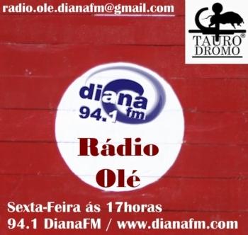 Ricardo Porto Nunes hoje no Rádio Olé da DianaFm