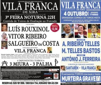 Carteis Feira de Outubro 2015, Vila Franca de Xira