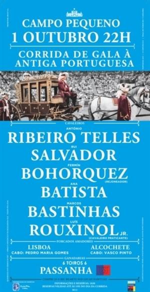 Video promocional da corrida de Gala à Antiga Portuguesa