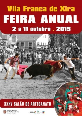 Vila Franca de Xira recebe 10 dias de animação e afición com centenária Feira de outubro