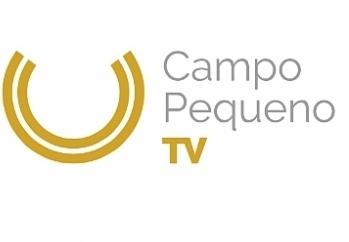 Ganadaria Ribeiro Telles no CAMPO PEQUENO TV