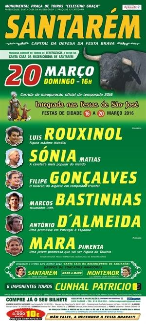 Cancelada a corrida de hoje em Santarém