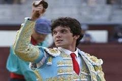 Juan del Alámo triunfou ontem em Madrid