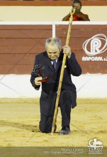 Montijo encheu para homenagear Alfredo Rouxinol
