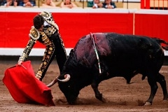 José Garrido triunfa e conquista a Aficon de Bilbau