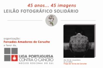 Leilão solidário GFACoruche - LPCCancro