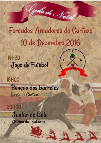Gala de Natal do G.F.A.Cartaxo